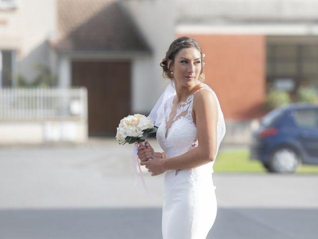 Le mariage de Guillaume et Vanessa à Bazancourt, Marne 26