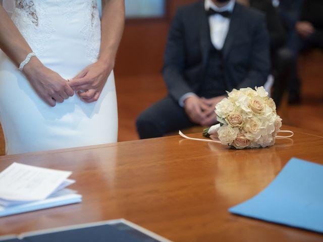 Le mariage de Guillaume et Vanessa à Bazancourt, Marne 27