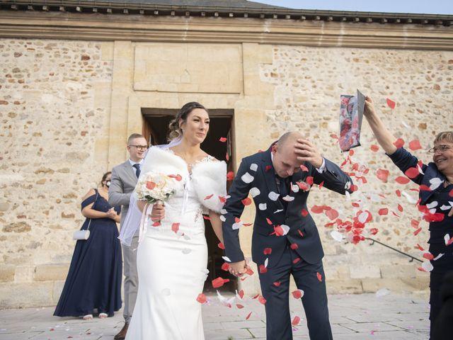 Le mariage de Guillaume et Vanessa à Bazancourt, Marne 32