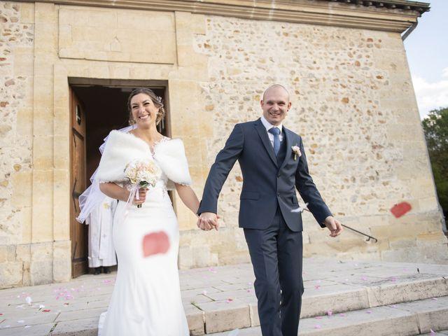 Le mariage de Guillaume et Vanessa à Bazancourt, Marne 33
