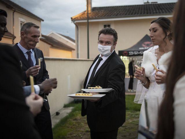 Le mariage de Guillaume et Vanessa à Bazancourt, Marne 48