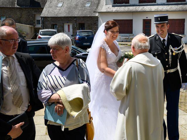 Le mariage de Yannick et Anne Sophie à Glomel, Côtes d'Armor 4