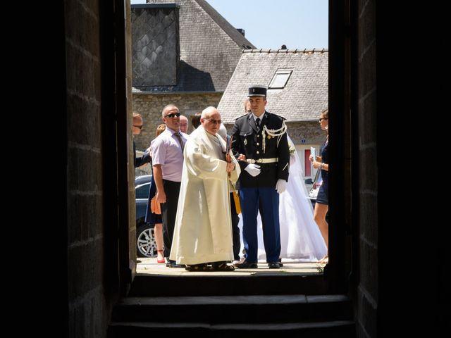 Le mariage de Yannick et Anne Sophie à Glomel, Côtes d'Armor 5