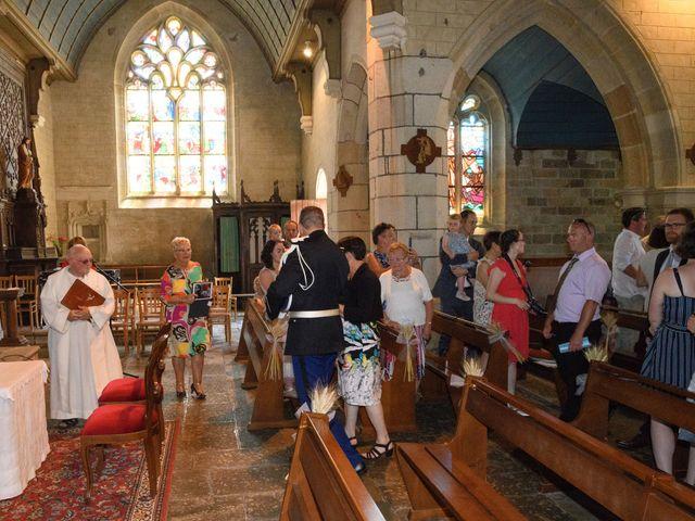 Le mariage de Yannick et Anne Sophie à Glomel, Côtes d'Armor 6