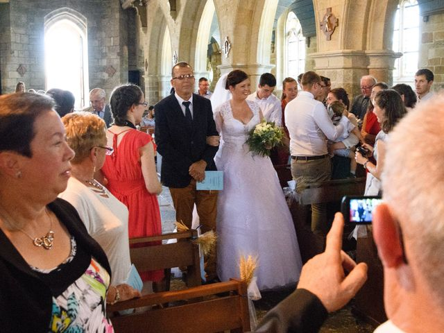 Le mariage de Yannick et Anne Sophie à Glomel, Côtes d'Armor 8