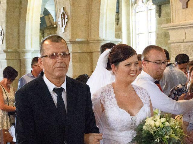 Le mariage de Yannick et Anne Sophie à Glomel, Côtes d'Armor 9