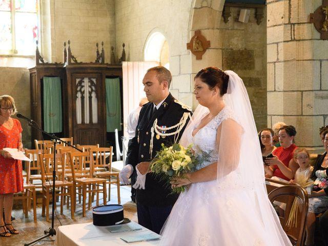 Le mariage de Yannick et Anne Sophie à Glomel, Côtes d'Armor 11