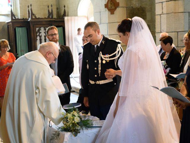 Le mariage de Yannick et Anne Sophie à Glomel, Côtes d'Armor 12
