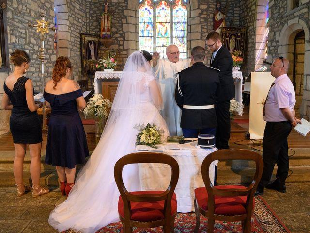 Le mariage de Yannick et Anne Sophie à Glomel, Côtes d'Armor 13