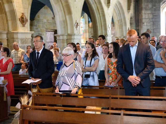 Le mariage de Yannick et Anne Sophie à Glomel, Côtes d'Armor 15
