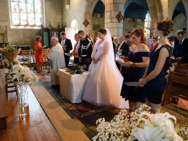 Le mariage de Yannick et Anne Sophie à Glomel, Côtes d'Armor 16