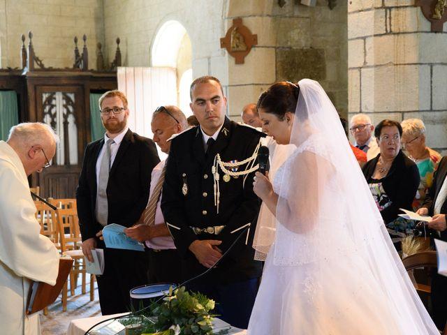 Le mariage de Yannick et Anne Sophie à Glomel, Côtes d'Armor 17