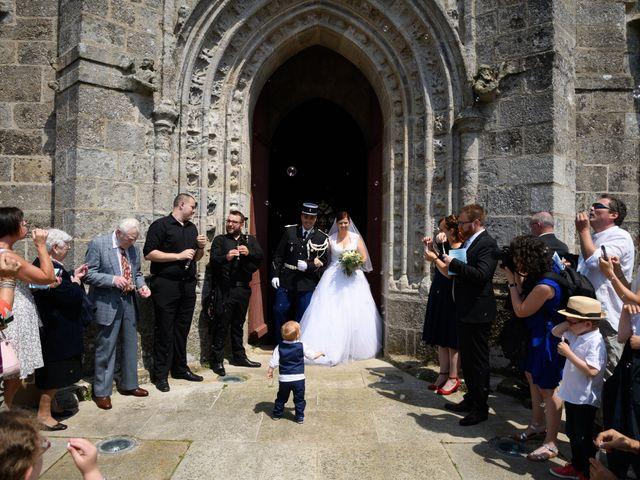 Le mariage de Yannick et Anne Sophie à Glomel, Côtes d'Armor 18