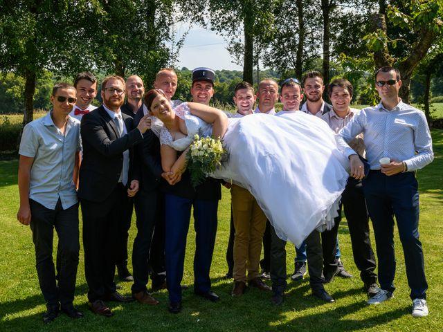 Le mariage de Yannick et Anne Sophie à Glomel, Côtes d'Armor 20