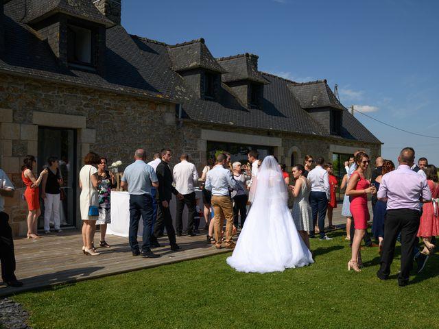 Le mariage de Yannick et Anne Sophie à Glomel, Côtes d'Armor 23