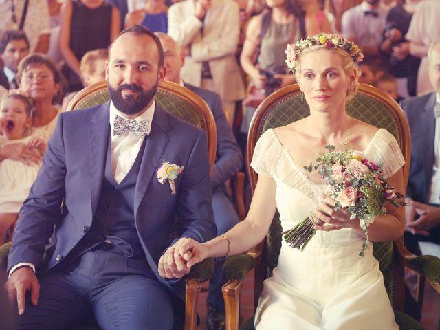 Le mariage de Jocelyn et Aude à Beaucaire, Gard 6