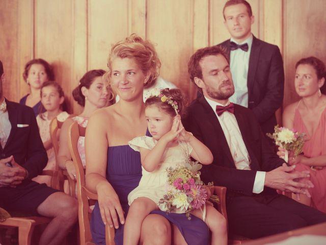 Le mariage de Jocelyn et Aude à Beaucaire, Gard 7
