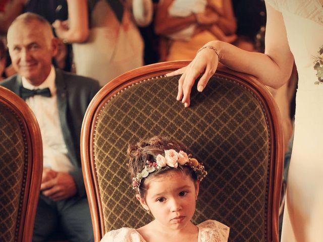 Le mariage de Jocelyn et Aude à Beaucaire, Gard 9