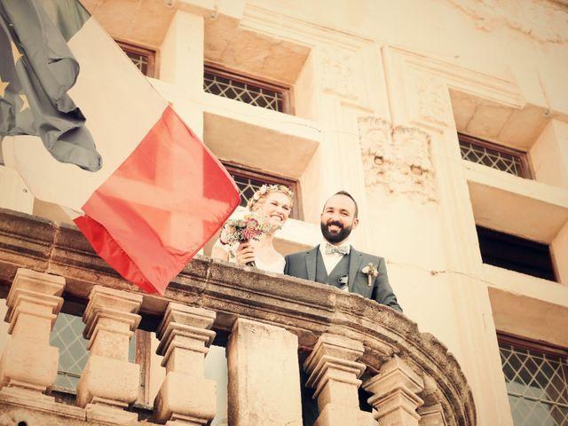 Le mariage de Jocelyn et Aude à Beaucaire, Gard 14