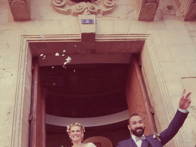 Le mariage de Jocelyn et Aude à Beaucaire, Gard 18