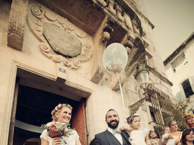 Le mariage de Jocelyn et Aude à Beaucaire, Gard 21