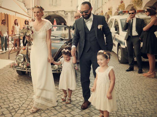 Le mariage de Jocelyn et Aude à Beaucaire, Gard 23
