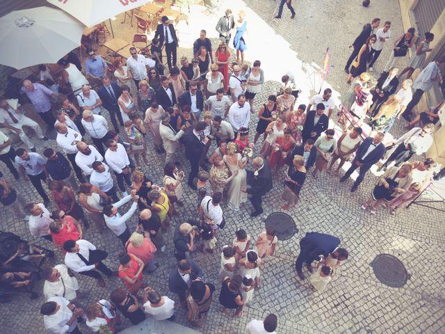 Le mariage de Jocelyn et Aude à Beaucaire, Gard 24