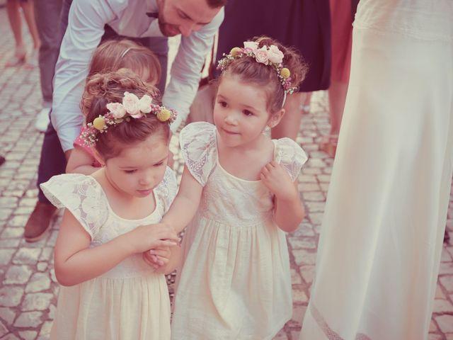 Le mariage de Jocelyn et Aude à Beaucaire, Gard 25