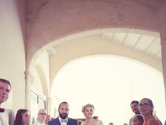 Le mariage de Jocelyn et Aude à Beaucaire, Gard 29