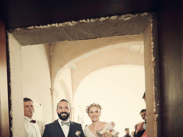 Le mariage de Jocelyn et Aude à Beaucaire, Gard 30