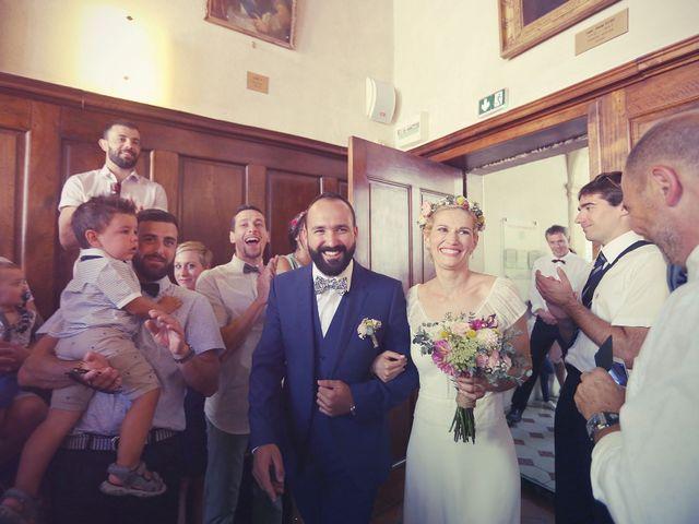 Le mariage de Jocelyn et Aude à Beaucaire, Gard 31