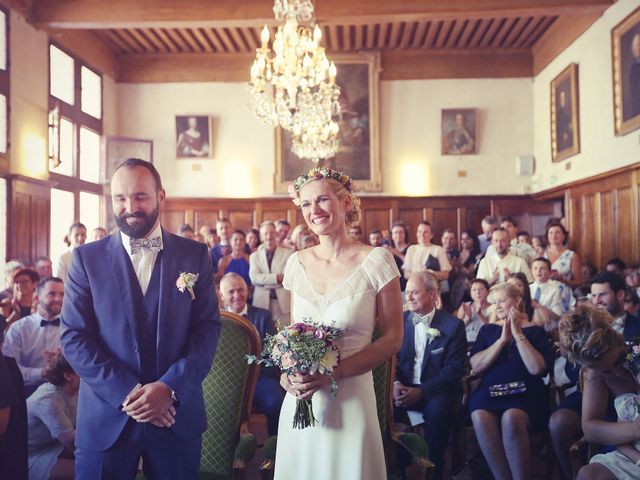 Le mariage de Jocelyn et Aude à Beaucaire, Gard 32