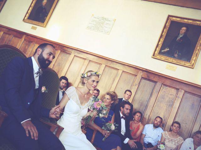 Le mariage de Jocelyn et Aude à Beaucaire, Gard 34