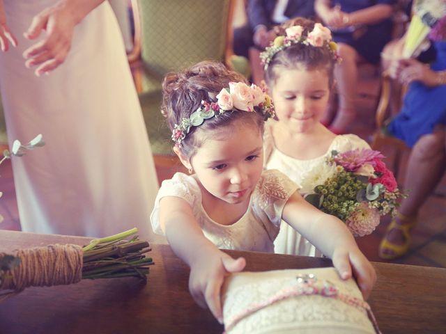 Le mariage de Jocelyn et Aude à Beaucaire, Gard 36
