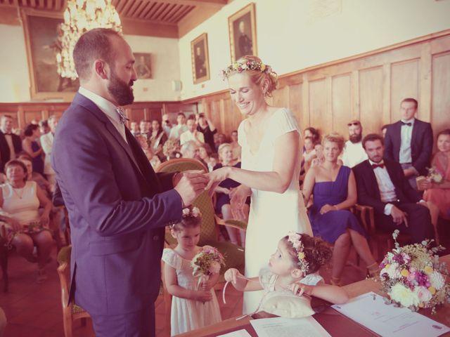 Le mariage de Jocelyn et Aude à Beaucaire, Gard 37