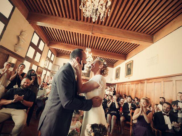 Le mariage de Jocelyn et Aude à Beaucaire, Gard 38