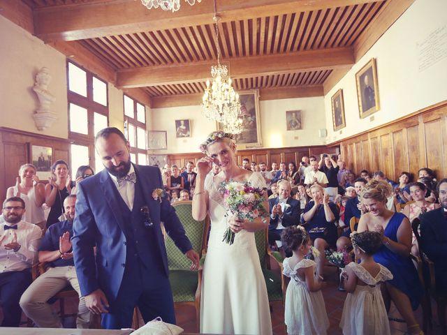 Le mariage de Jocelyn et Aude à Beaucaire, Gard 39