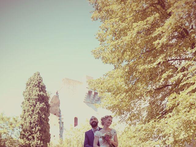 Le mariage de Jocelyn et Aude à Beaucaire, Gard 42