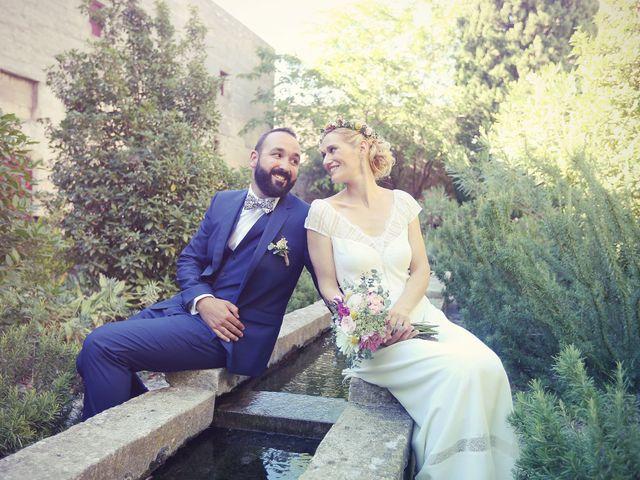 Le mariage de Jocelyn et Aude à Beaucaire, Gard 43