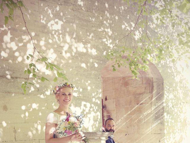 Le mariage de Jocelyn et Aude à Beaucaire, Gard 44