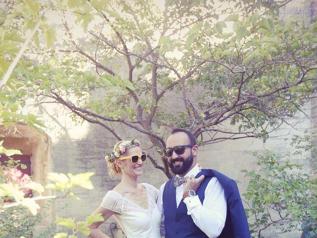 Le mariage de Jocelyn et Aude à Beaucaire, Gard 47