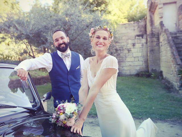 Le mariage de Jocelyn et Aude à Beaucaire, Gard 49