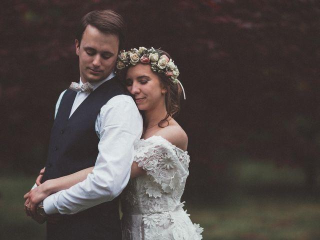 Le mariage de Kinga et Jean