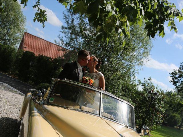 Le mariage de Grégoire et Marie-Laure à Hinges, Pas-de-Calais 3