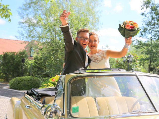 Le mariage de Grégoire et Marie-Laure à Hinges, Pas-de-Calais 1