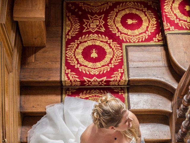 Le mariage de Geoffrey et Florence à Lavaur, Tarn 8