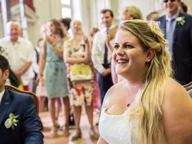 Le mariage de Geoffrey et Florence à Lavaur, Tarn 10