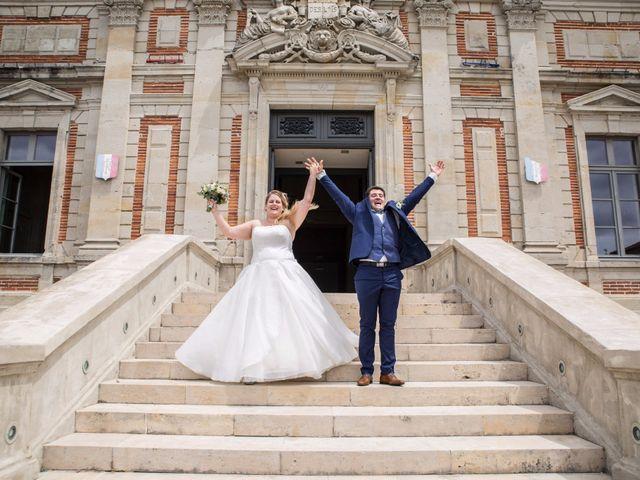 Le mariage de Geoffrey et Florence à Lavaur, Tarn 12