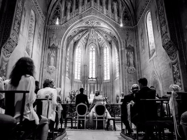 Le mariage de Geoffrey et Florence à Lavaur, Tarn 13