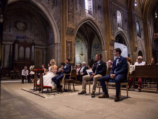 Le mariage de Geoffrey et Florence à Lavaur, Tarn 14